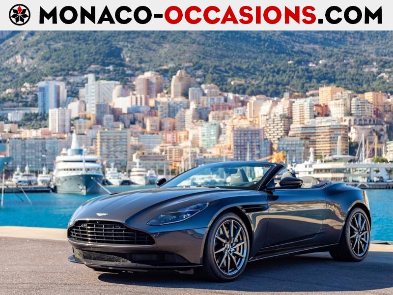 Pre Owned Aston Martin Db11 Volante Ref 499