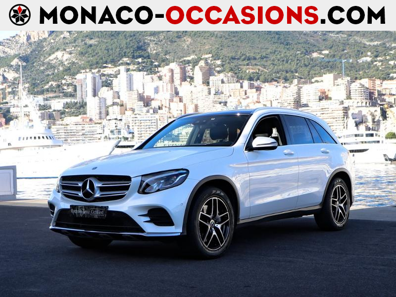 Pre Owned Mercedes Benz Glc 250 D 204ch Fascination 4matic 9g Ref 696