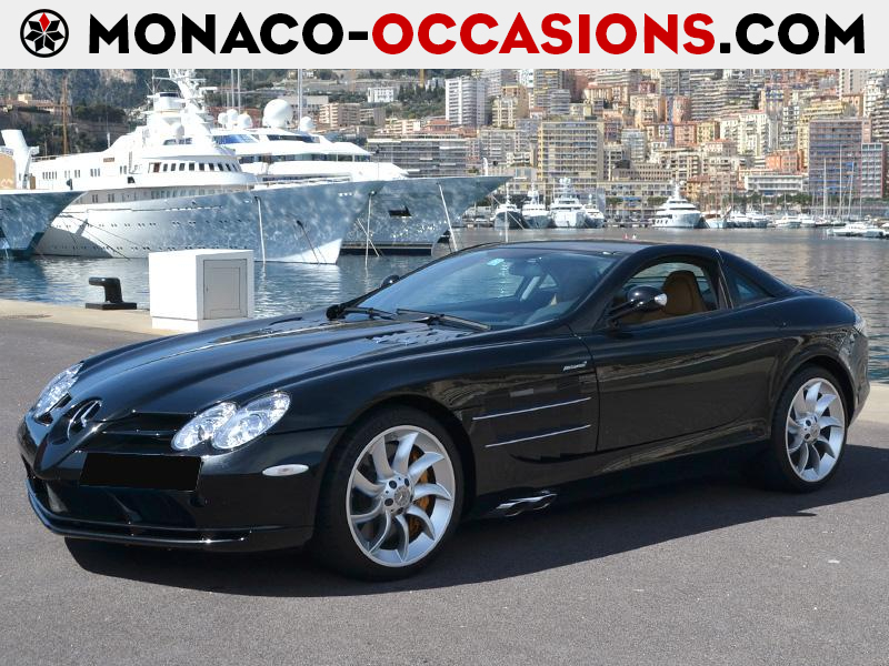 Pre-owned Mercedes-Benz SLR 55 AMG ref 166