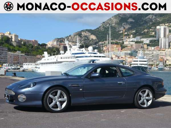 Aston Martin-DB7 Vantage-V 12 6.0 Coupe Final Edition 15/55-Occasion Monaco