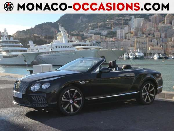 Bentley-Continental GTC-V8 S-Occasion Monaco