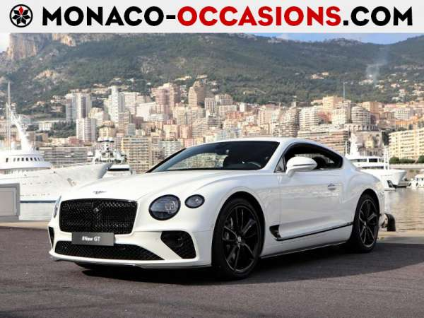 Bentley-New-Continental GT V8-Occasion Monaco