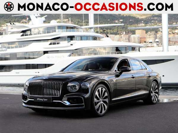 Bentley-New-Flying Spur V8 550ch-Occasion Monaco