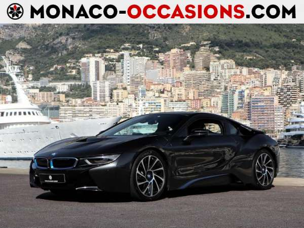 BMW-i8-362ch Pure Impulse-Occasion Monaco