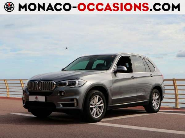 BMW-X5-xDrive40dA 313ch Lounge Plus-Occasion Monaco