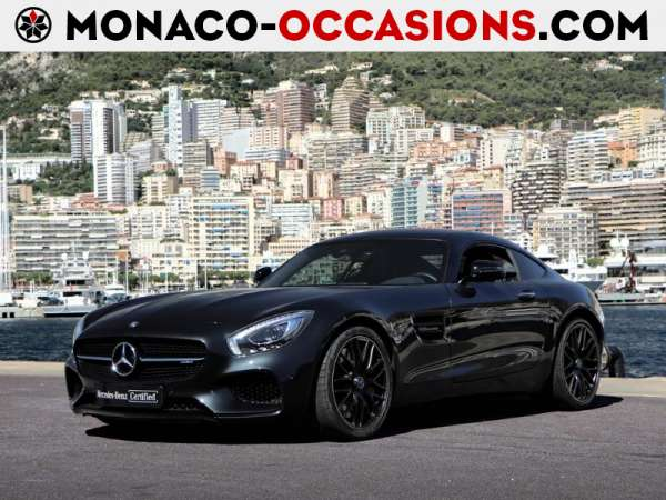 Mercedes-Benz-AMG GT-4.0 V8 510ch GT S-Occasion Monaco