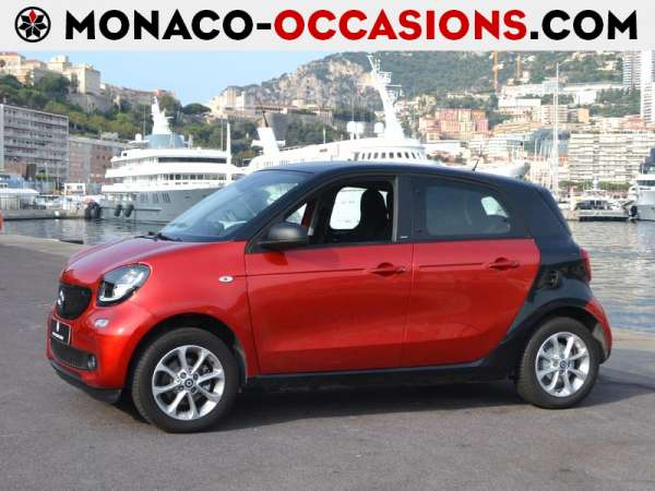 smart-Forfour-71ch passion twinamic-Occasion Monaco